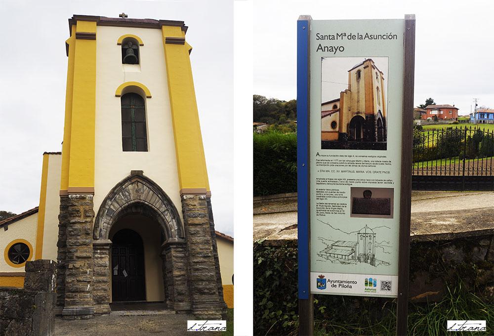 Iglesia de Anayo