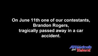 Brandon Rogers June 11, 2017 Death Obituary