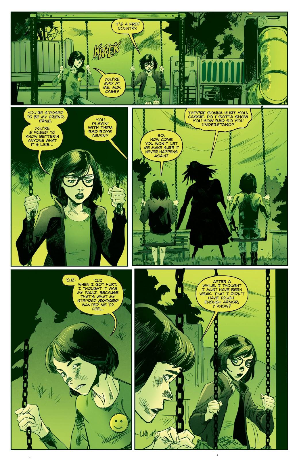 Read online Hack/Slash vs. Chaos comic -  Issue #4 - 18