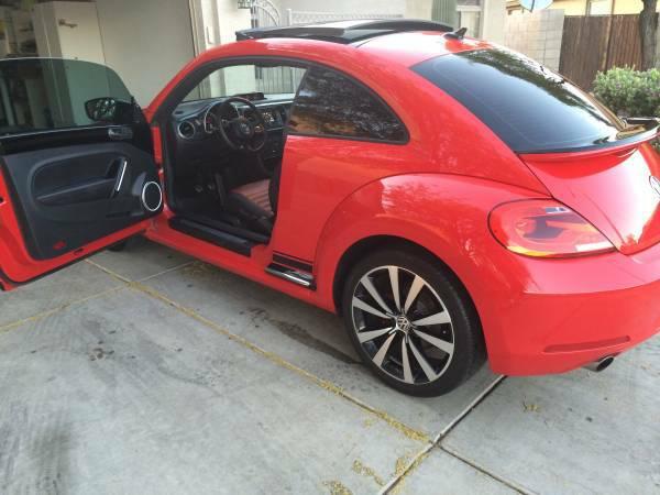 Used 2013 Volkswagen Beetle Turbo Fender Edition by Owner