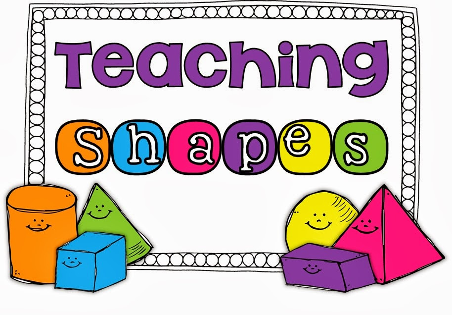 Teaching Shapes In Kindergarten!