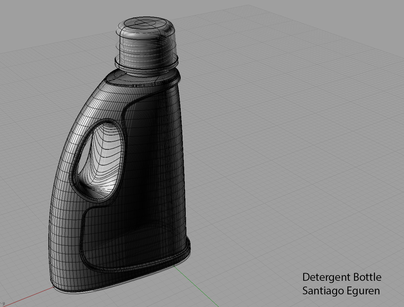 ELDS 205: Computer Aided Product Design: Santiago Eguren
