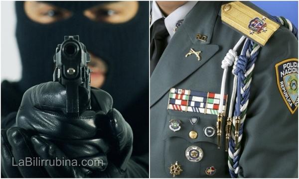 Atracan general retirado; le quitanRD$100 mil y su pistola