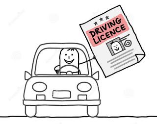 Lesen memandu hilang