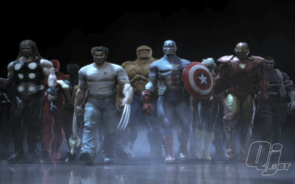 The Electric Gorilla: Marvel Ultimate Alliance