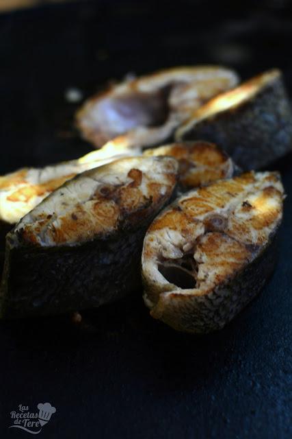 corvina a la plancha con vinagreta mediterranea las recetas de tere 02