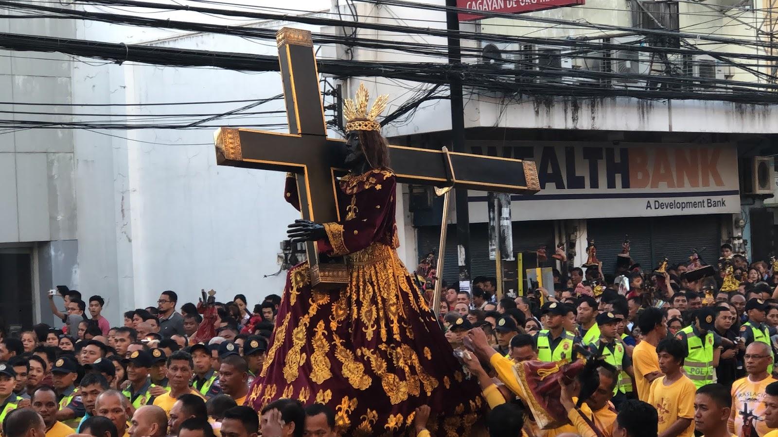 10th Year Celebration of the Traslacion of the Black Nazarene in CDO