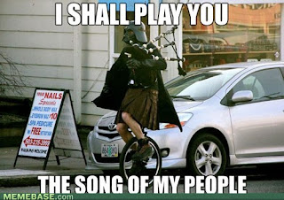 i shall play you the song of my people funny star wars