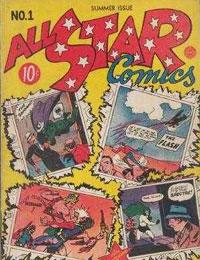 All-Star Comics (1940)
