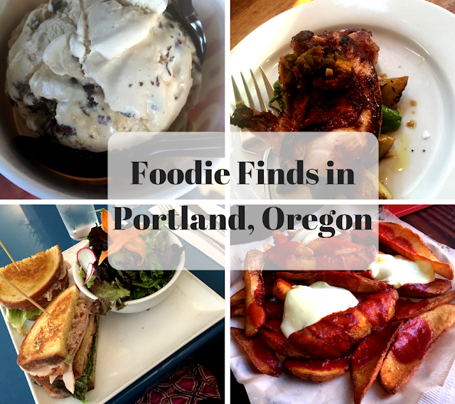 Exploring restaurants in Portland, Oregon
