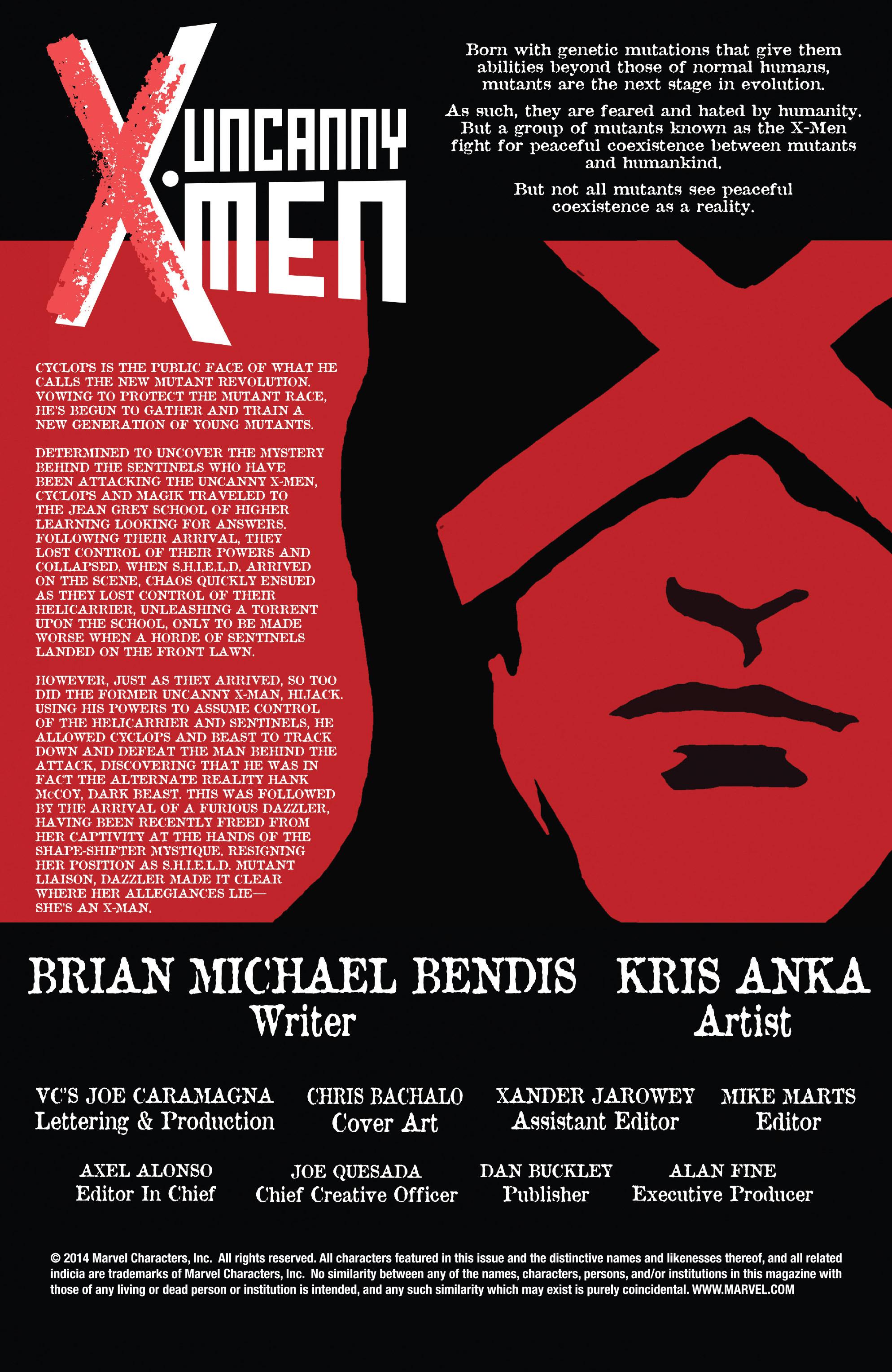 Read online Uncanny X-Men (2013) comic -  Issue # _TPB 4 - vs. S.H.I.E.L.D - 81
