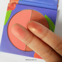 BH Cosmetics Tulip Blush Duo Review