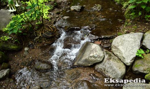 55 Gambar Air Terjun Srambang Paling Bagus