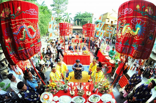 The Most Important Festivals in Vietnam 3