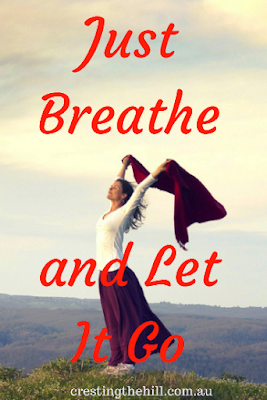 Wind-Back Wednesday ~ Just Breathe and Let It Go