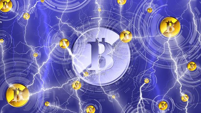 ビットコインの壁紙・ライトニングネットワーク