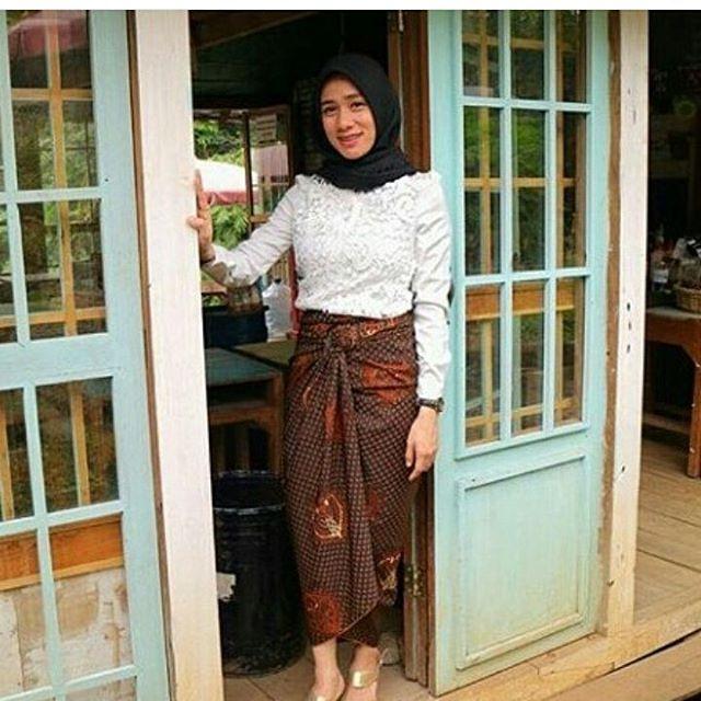 Rok Lilit Kain Batik Murah Model Modern Terbaru bb36492719