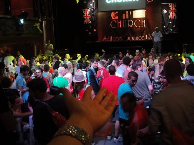 The Church Party Bar