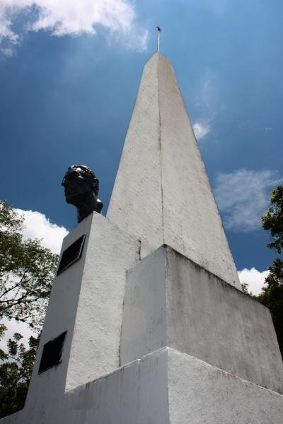 SITIOS TURISTICOS DE GUADUAS: LA CABEZA DE GALÁN