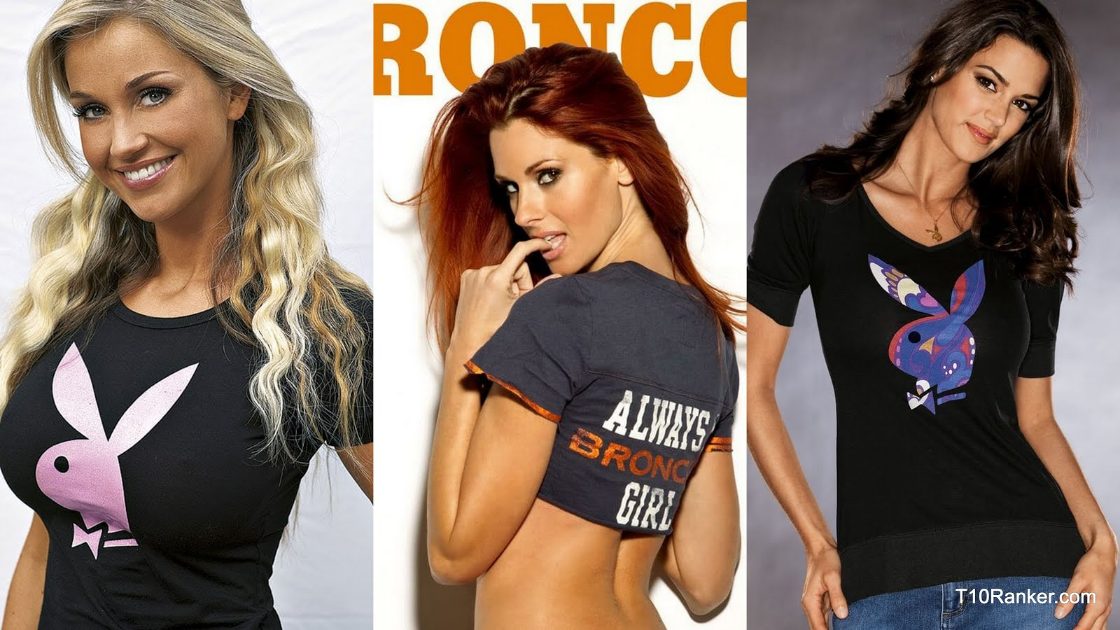 Top 10 Hottest Playboy Playmates Of All Time  Sexiest -2117