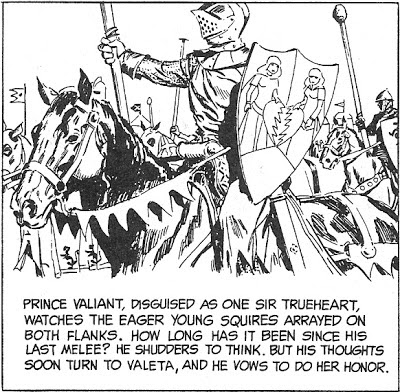 A Prince Named Valiant: March 2013