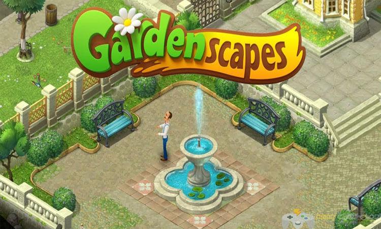 تحميل لعبة جاردن سكيبس Garden Scapes للكمبيوتر وللاندرويد الاصدار الاخير برابط مباشر
