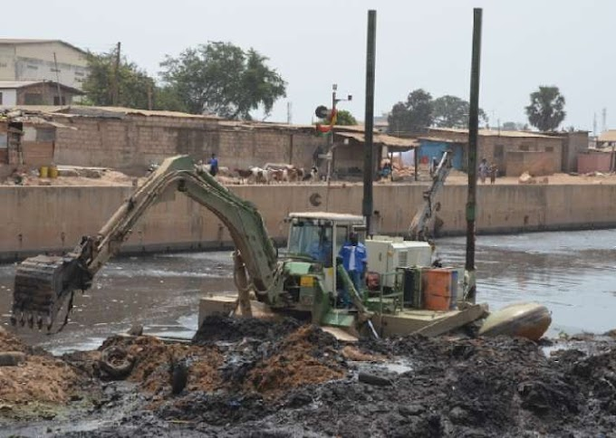Five bodies retrieved from Korle Lagoon