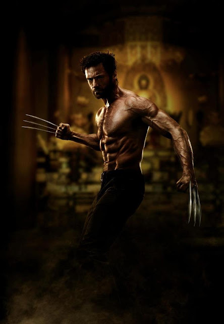 First official photo of Hugh Jackman in The Wolverine