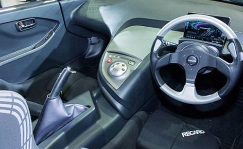 2015 Toyota TE-Spyder 800 Hybrid Technology