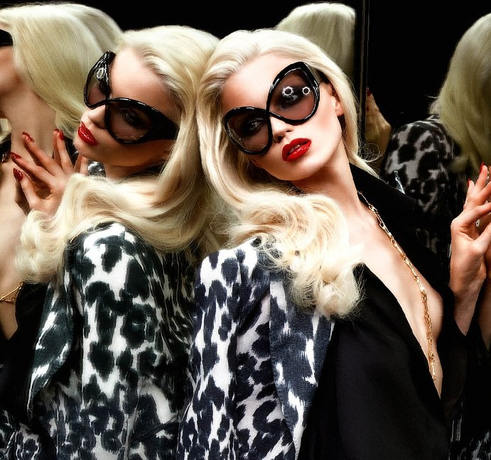 Tom Ford spring summer 2011 campaign   EYE WEAR GLASSES e5a0345f8893