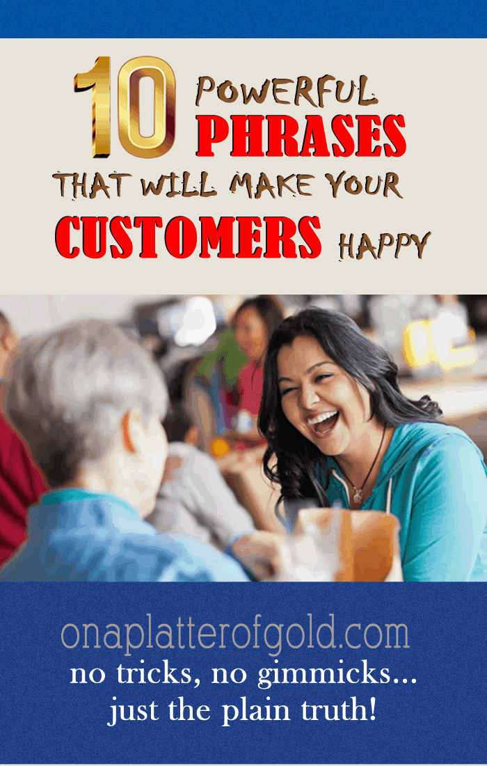 10 Powerful And Irresistible Phrases That Can Make Customers Fall In Love With Your Business