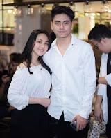 foto Aisyah Aqilah dan pacarnya athalla naufal