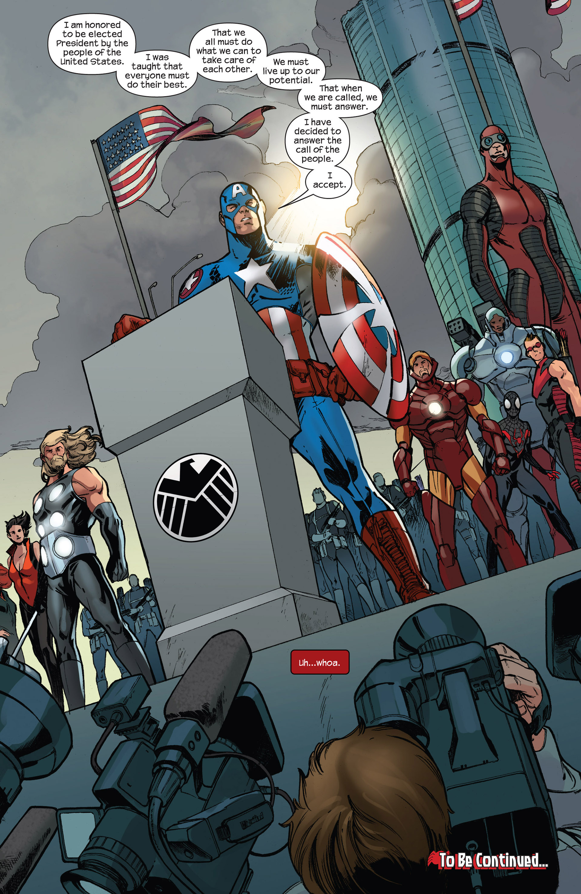 Read online Ultimate Comics Spider-Man (2011) comic -  Issue #16 - 17