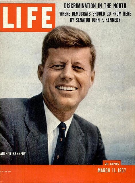 the life of john f kennedy as the president of the united states