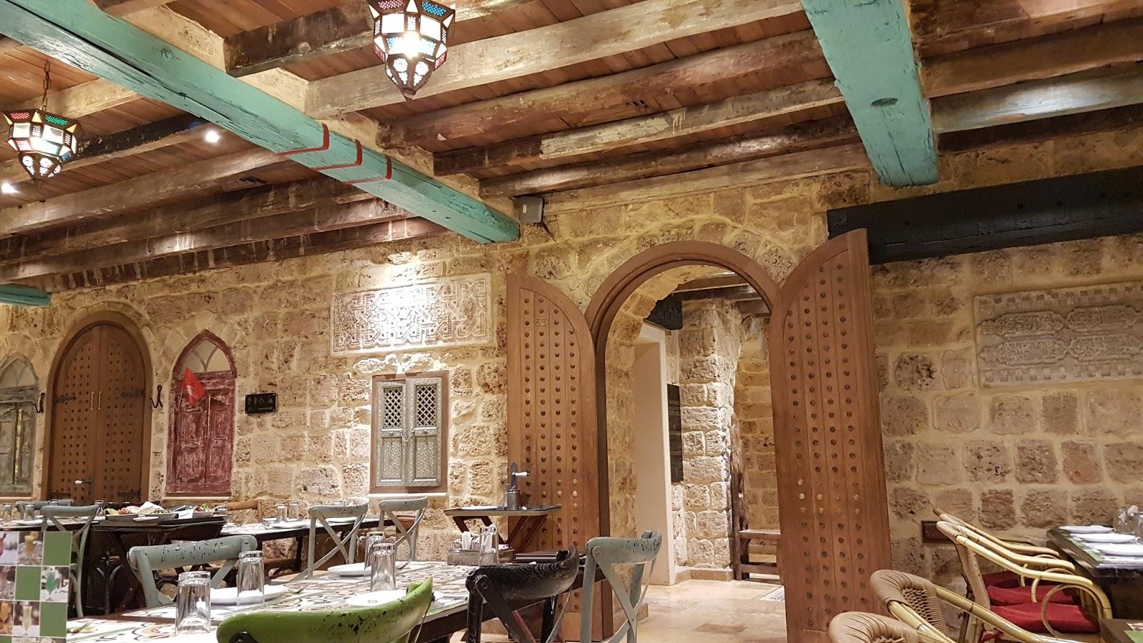 Assaha village lebanese restaurant life in kuwait