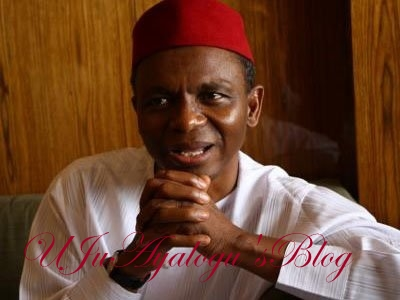 FACT CHECK: El-Rufai says those calling for restructuring are opportunists but 7 years ago, he was one of them (see proof)