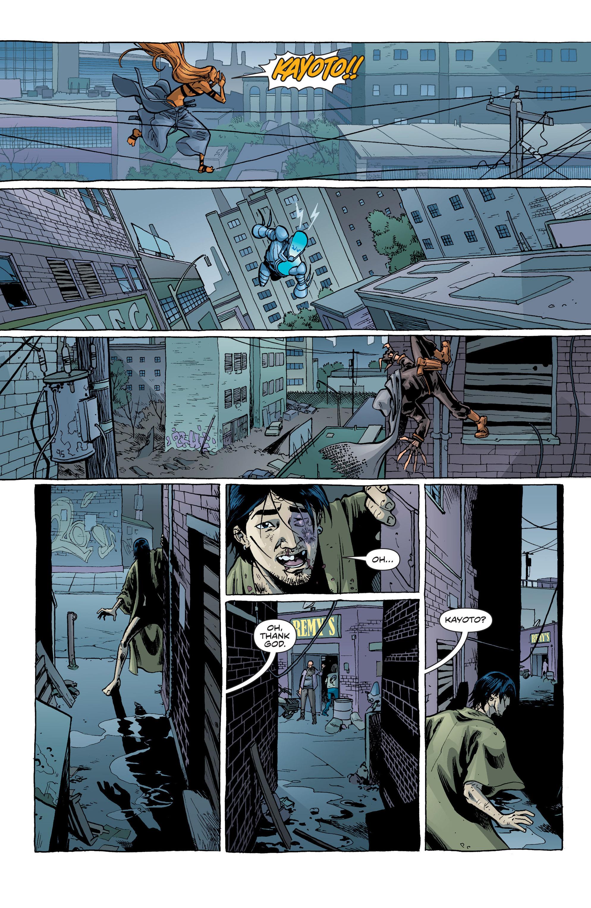 Read online Secret Identities comic -  Issue # _TPB - 132