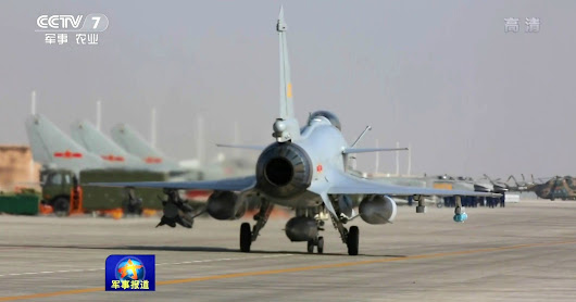 J-10 B/C Adopted for Suppression of Enemy Air Defenses (SEAD) Role