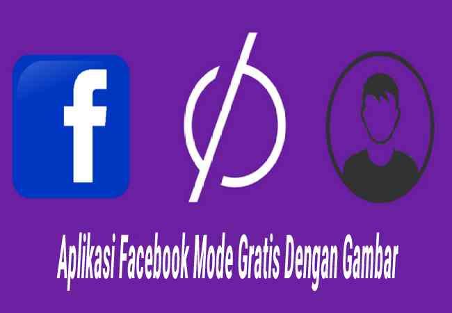 Cara Download Aplikasi Facebook Mode Gratis Dengan Gambar