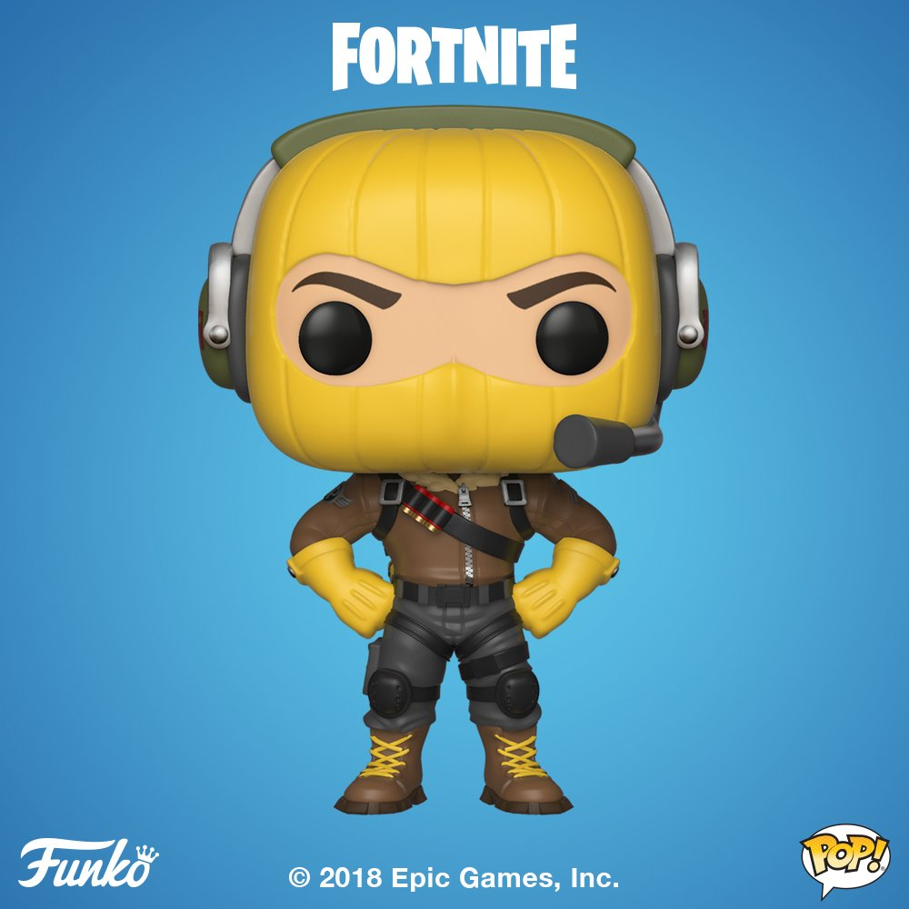 an error occurred - fortnite pop figures ice king