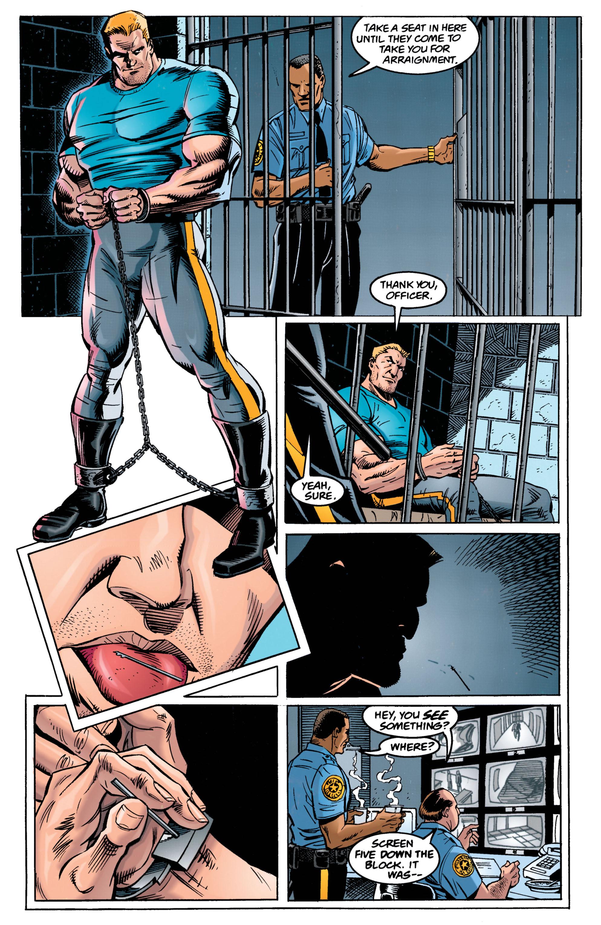 Detective Comics (1937) 698 Page 6