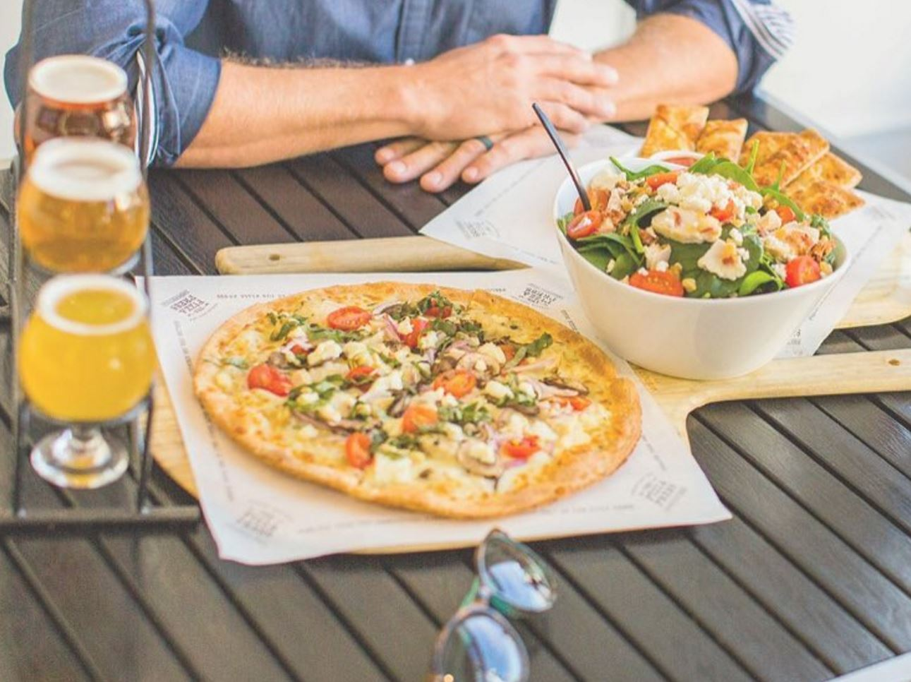 April 20 | Free Pizzas From The Pizza Press All Day In Huntington Beach