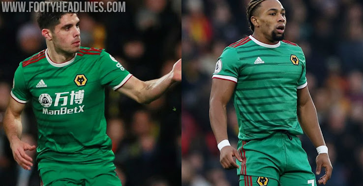 Out Of Print Here Is Why Wolves Star Adama Traore Wore Kit Without Sponsor Footy Headlines