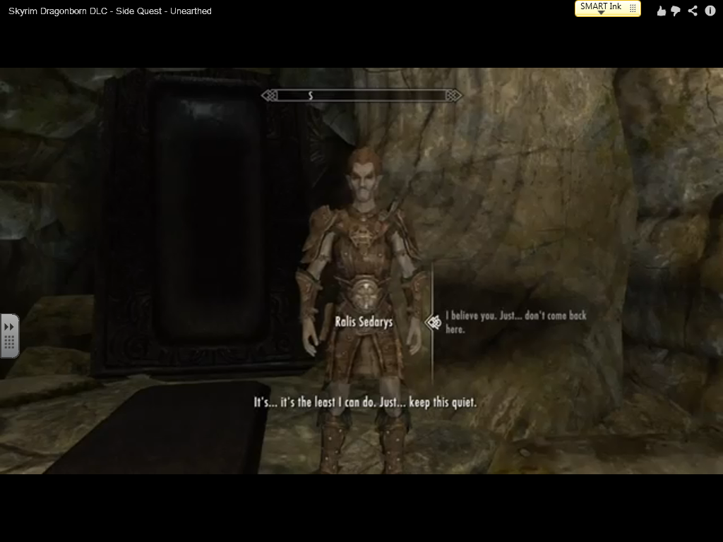 Skyrim and Morality: Update: Boethiah's Calling/Unearthed