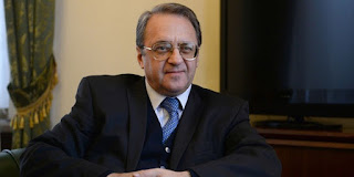 Bogdanov: Upcoming Astana meeting to discuss unifying efforts on eradicating Daesh and al-Nusra