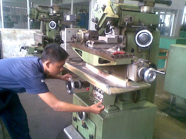 Pengertian Mesin Frais Bambang Soefiyandono Blogs