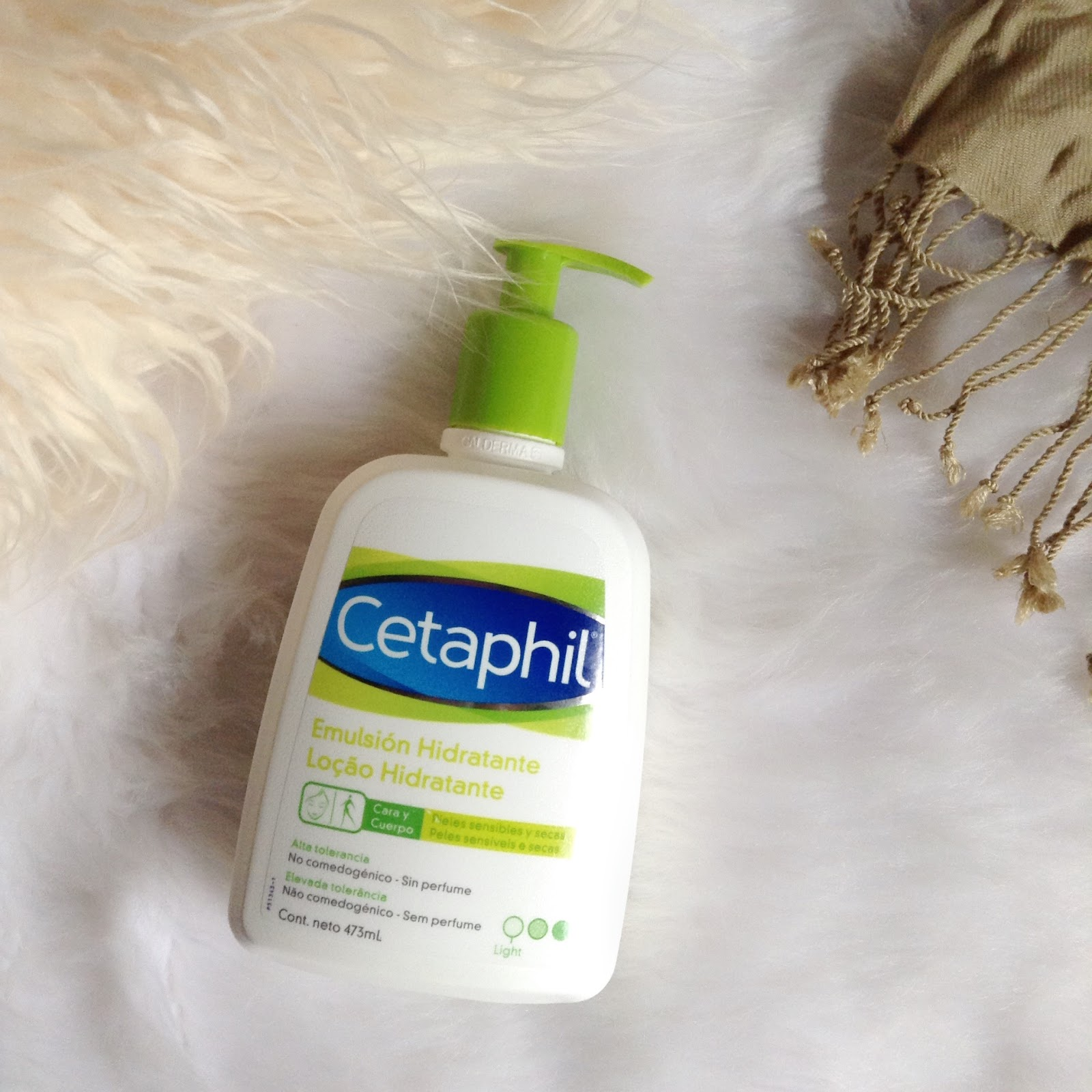 Hidratación intensa con Cetaphil emulsión: Stardoll Estudio: Blog de belleza y moda Argentina