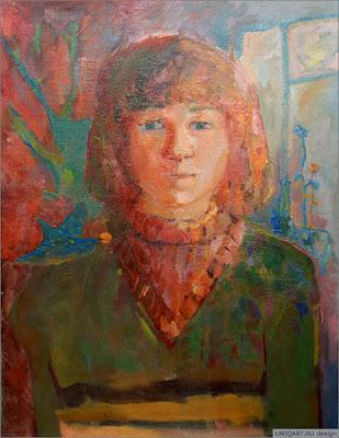 портрет картина на заказ, портрет заказ художник