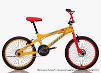 Sepeda BMX UNITED JUMPER-X - Free Style 20 Inci