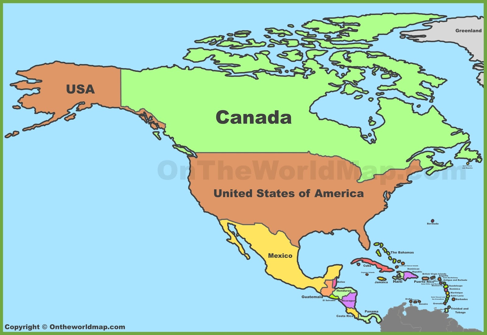 20 Things You didn't Know About North America